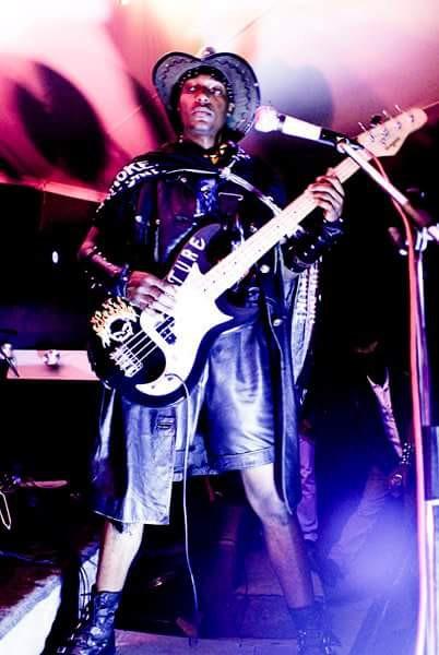 Overthrust Death Metal aus Afrika
