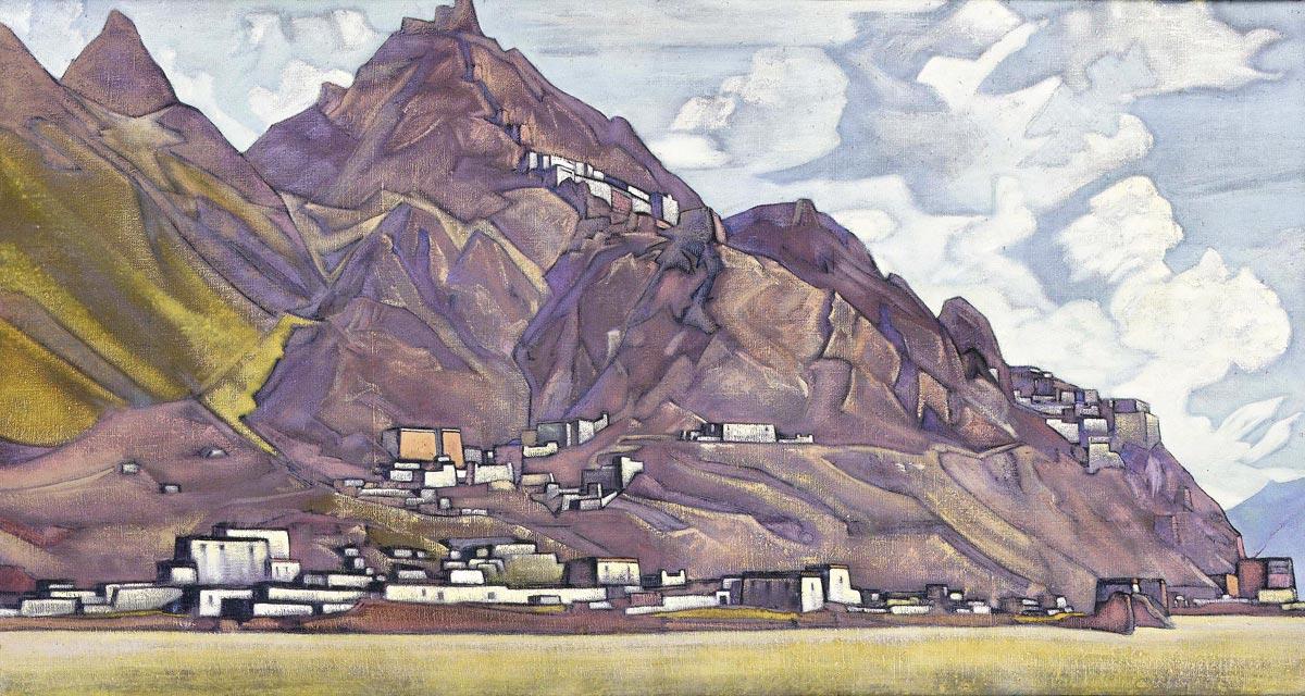 Shekar Dzong 1928