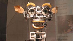 Robotergesicht